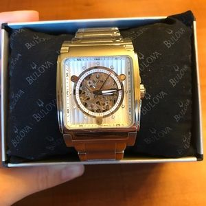 NWT $450 Bulova Watch